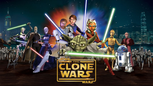 The Clone Wars