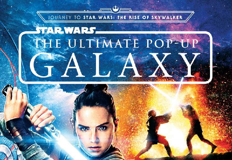 Star Wars Ultimate Pop-Up Galaxy