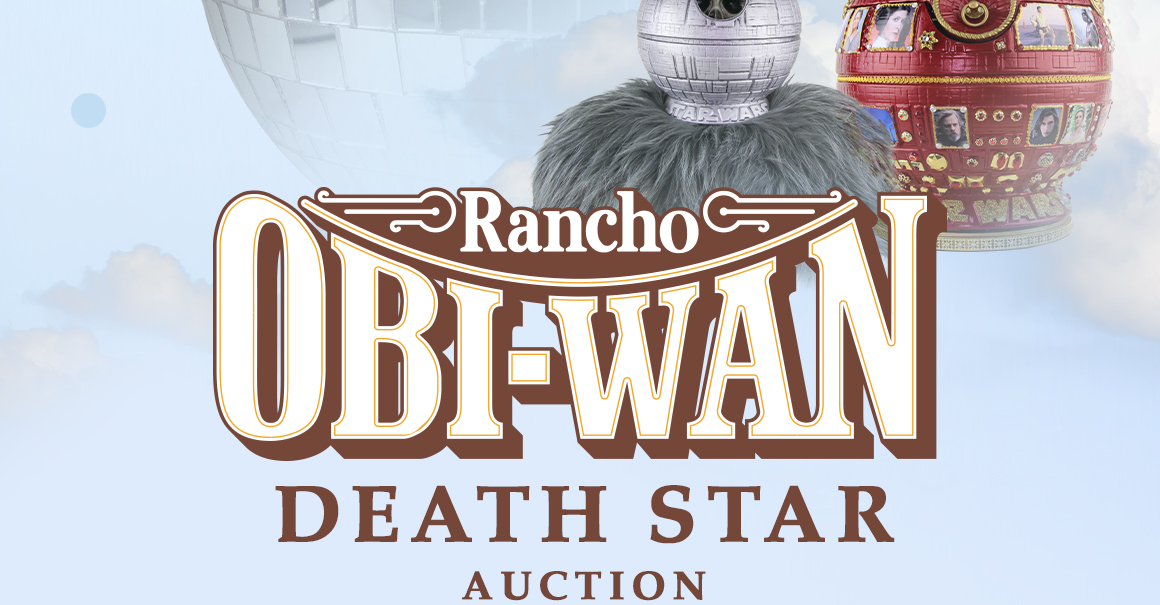 Rancho Obi Wan The Death Star Auction