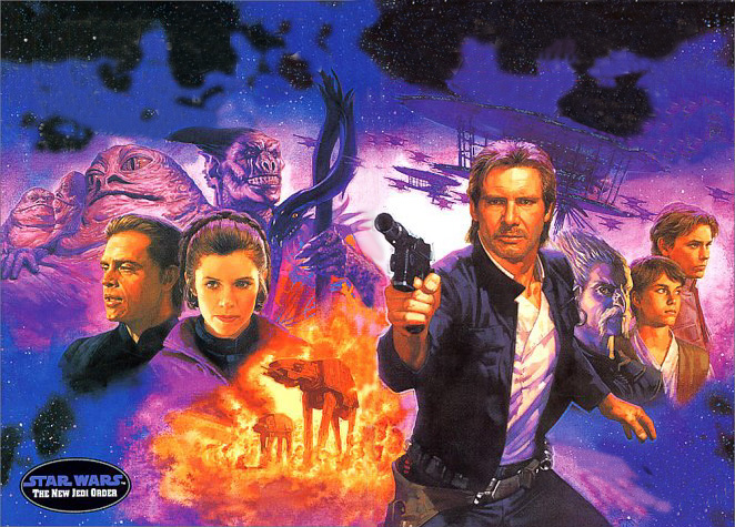 Star Wars Book Cover Art : Theforce books more on japanese cover art wallpapers