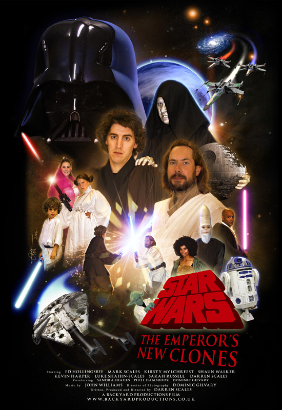 Star Wars   The Emperor's New Clones   Best SW Parody Ever! preview 0