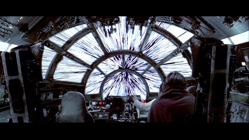 Screen Accurate Millennium Falcon Cockpit Cg Model
