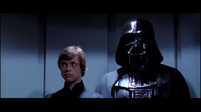 Star Wars Injuries Of Darth Vader