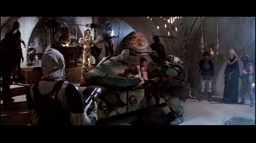 STAR WARS: Locations: ...C 3po Red Arm
