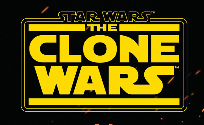 Star Wars The Clone Wars Header