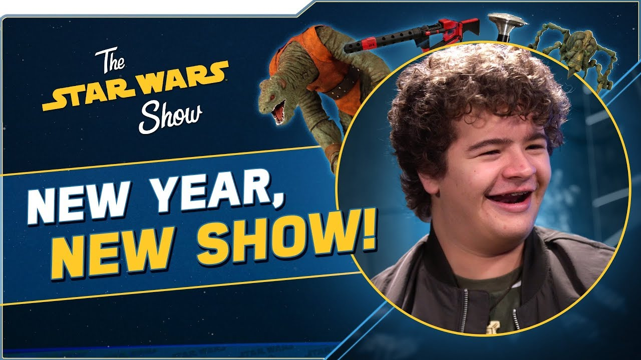 The Star Wars Show Changes Things Up