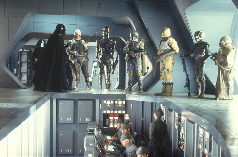 Bounty Hunters Star Wars The Empire Strikes Back